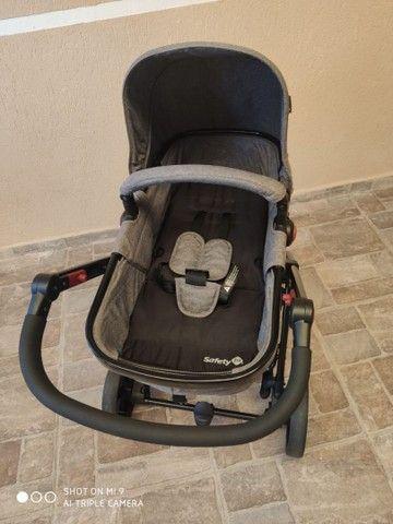 Carrinho de Bebê Safety 1st Travel System CAX90232 Mobi Full - Foto 3
