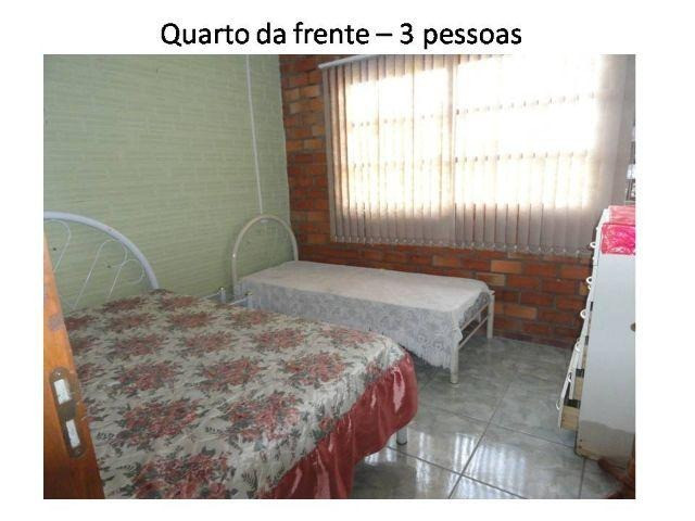 Alugo casa para veraneio em Arambaré 01 quadra da praia - Foto 5
