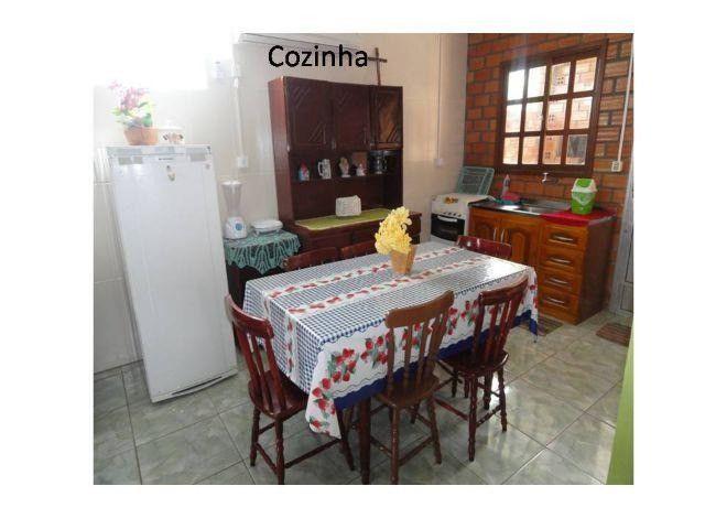 Alugo casa para veraneio em Arambaré 01 quadra da praia - Foto 4