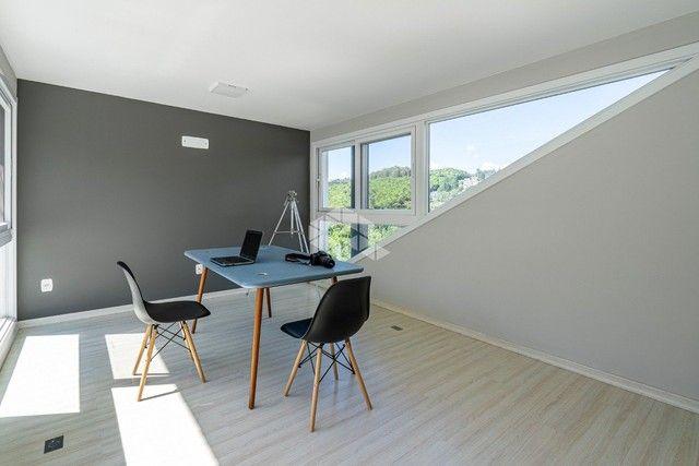 Casa de condomínio à venda com 3 dormitórios em Condominio alphaville, Gramado cod:9937109 - Foto 9