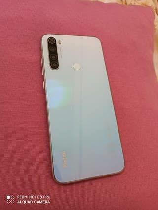 Xiaomi note 8 64 gb 4 de ram