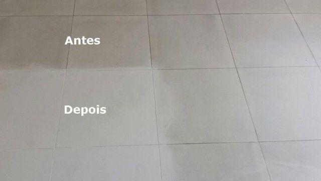 Polimento porcelanato mármore e aí
