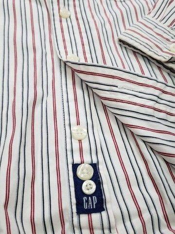 Puro charme. Camisa Social Tam 5 - Gap - Foto 3