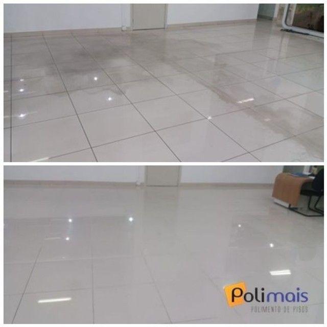Polimento porcelanato mármore e aí - Foto 4