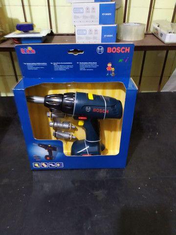 Brinquedo Bosch