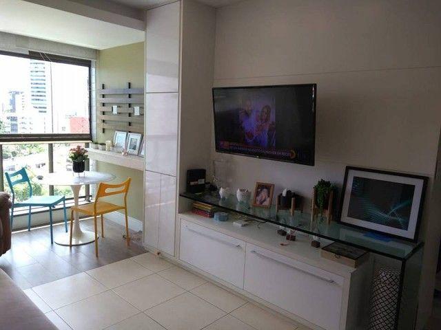 Apartamento para venda com 82 metros quadrados com 3 quartos em Casa Forte - Recife - PE - Foto 19