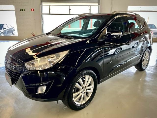 Hyundai Ix35 4x2 AT 2.0 16V 2012