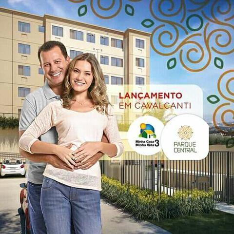 Parque Central - Cavalcanti