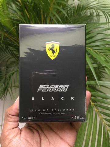 Perfume Ferrari black ou Ferrari red 125ml