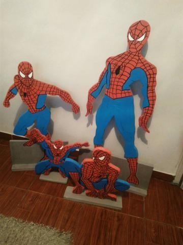 Displays homem aranha