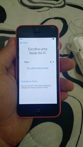Iphone 5c barbada