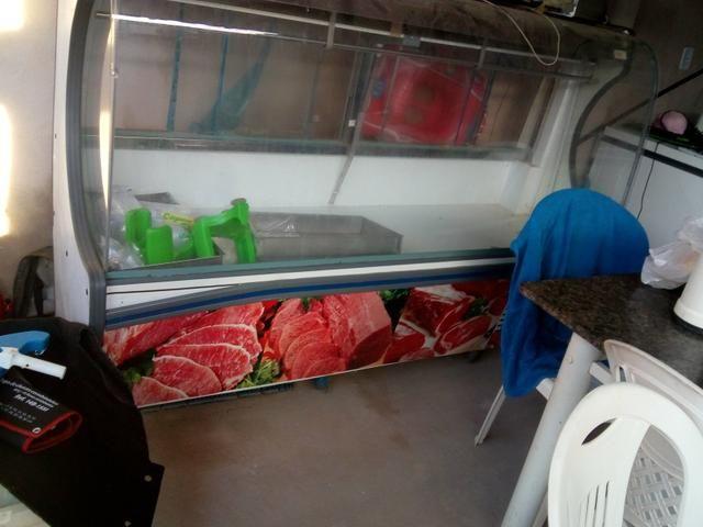 Balcao frigorífico 2metros