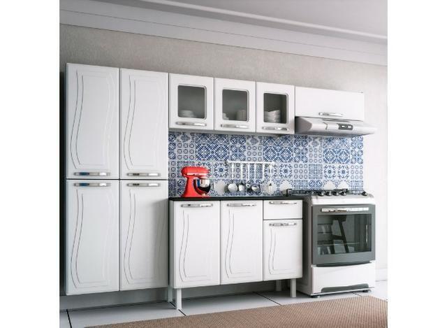 Cozinha parati colormarq 4 peças