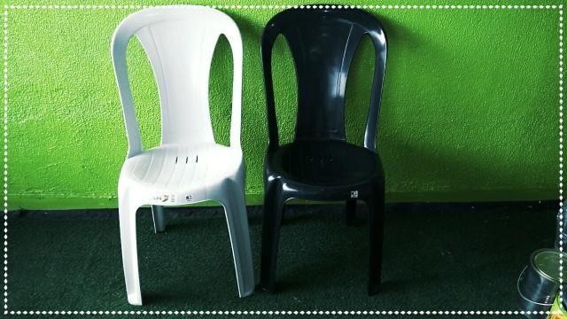 Cadeiras bistrô Nova com garantia