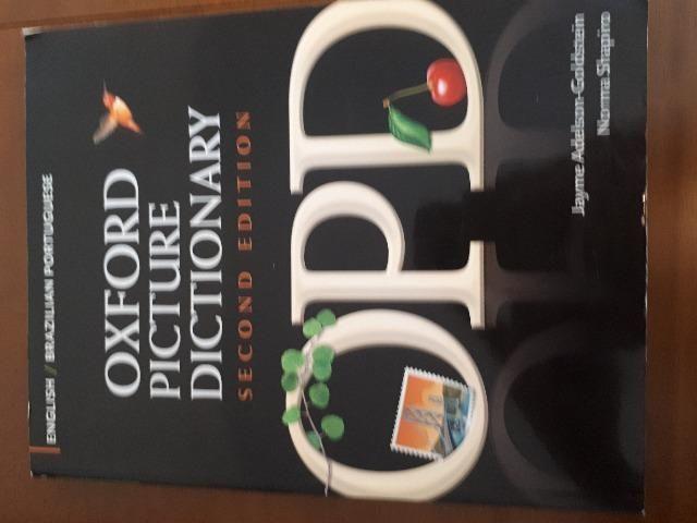 Dicionário Ilustrativo Ingles Oxford Picture Dictionary 2ed