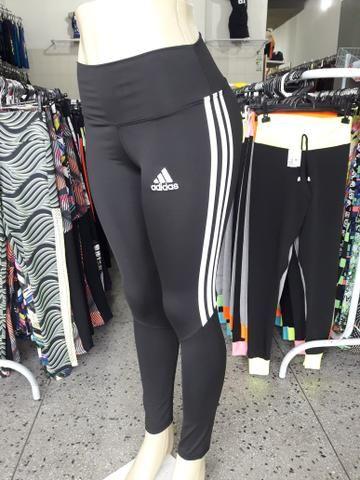 Calça Legging KIT C/12 Adidas Atacado e Varejo Pronto Entrega