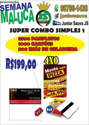 Super combo simples 1