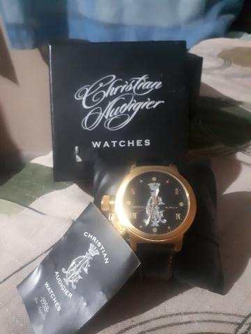 Relógio Christian Audigier