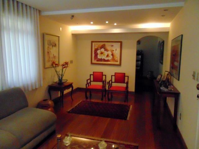 Apartamento à venda com 4 dormitórios em Grajaú, Belo horizonte cod:3637 - Foto 2