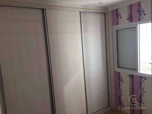 Apartamento com 3 dormitórios à venda, 83 m² por r$ 398.000,00 - gleba palhano - londrina/ - Foto 11