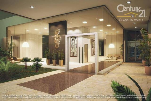 Apartamento residencial à venda, gleba palhano, londrina.