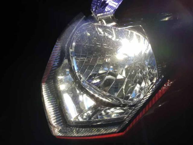 Lampada LED Farol H4 4100LM de potencia 36W com Cooler (Uma Unidade/Moto) - Foto 2