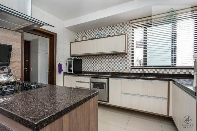 Apartamento com 3 dormitórios à venda, 129 m² por r$ 800.000 - batel - curitiba/pr - Foto 4