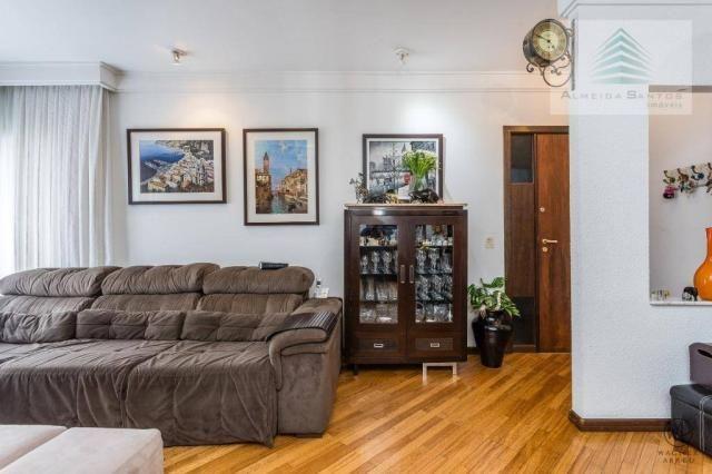 Apartamento com 3 dormitórios à venda, 129 m² por r$ 800.000 - batel - curitiba/pr - Foto 8