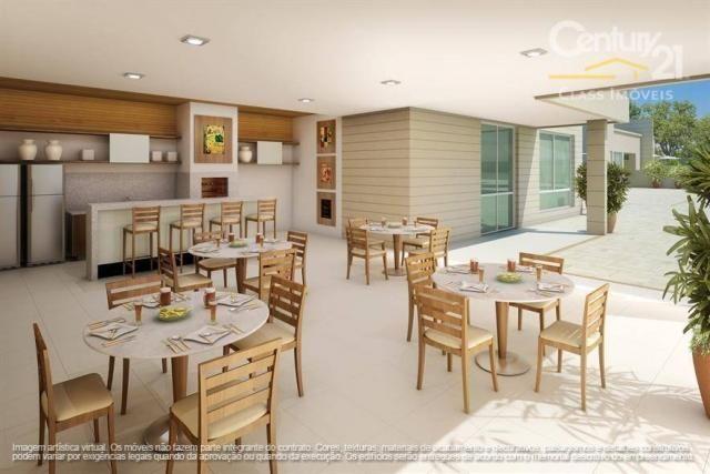 Apartamento residencial à venda, gleba palhano, londrina. - Foto 6