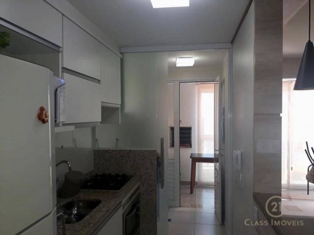 Apartamento com 3 dormitórios à venda, 80 m² - gleba palhano - londrina/pr - Foto 6