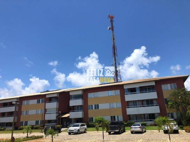 Apartamento 2 Quartos - Condomínio Pier de Jacuípe - Foto 2