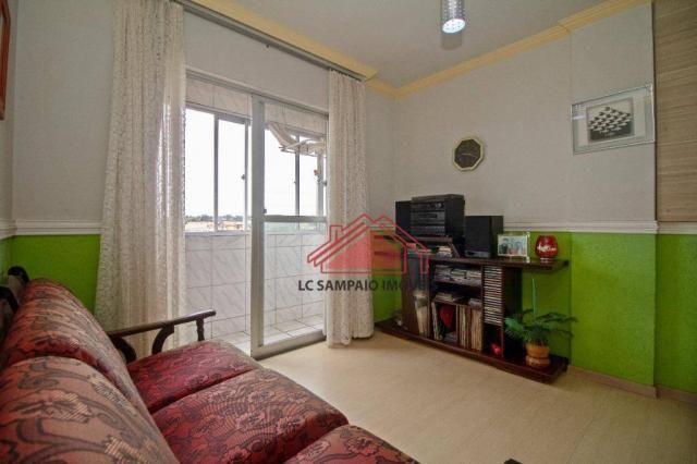 Apartamento com 3 dormitórios à venda, 69 m² por r$ 270.000,00 - santa quitéria - curitiba - Foto 8