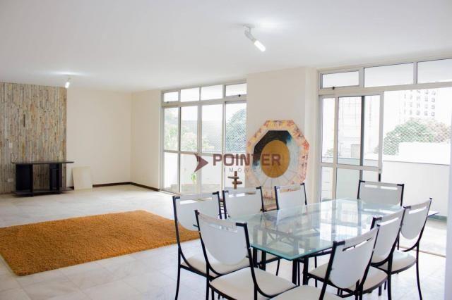 Apartamento com 3 dormitórios para alugar, 270 m², 03 vagas de garagens, ED. NOTRE DAME, p - Foto 3