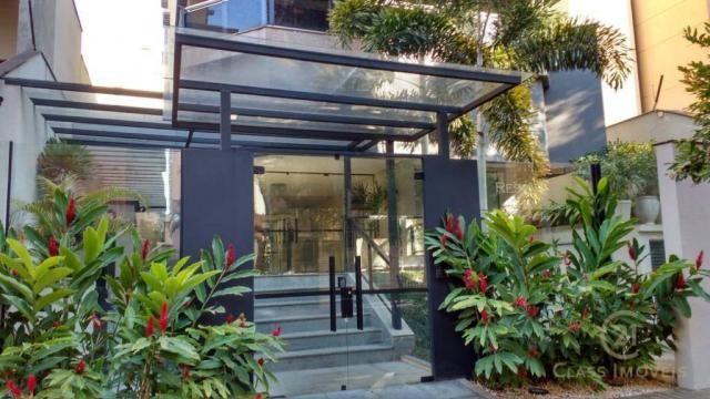 Apartamento com 3 dormitórios à venda, 178 m² - centro - londrina/pr