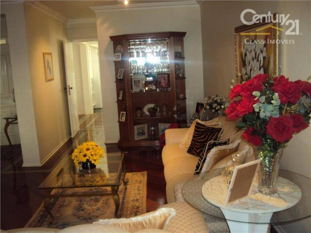 Apartamento com 3 dormitórios à venda, 178 m² - centro - londrina/pr - Foto 4