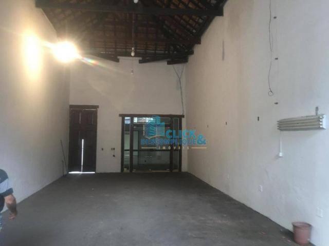 Galpão à venda, 370 m² por R$ 1.250.000,00 - Centro - Santos/SP