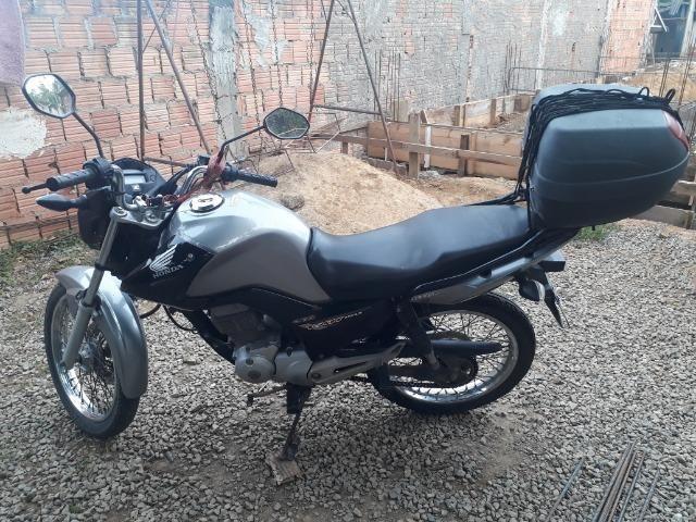 Moto CG Honda 150