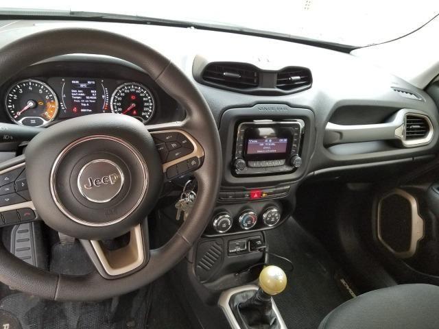 Jeep renegade 1.8 16v flex sport 4p manual - Foto 4