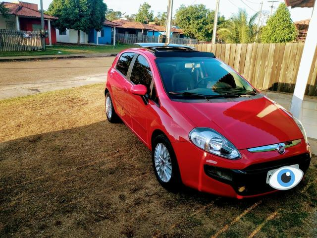 Fiat Punto com Teto 14/15 - Foto 6