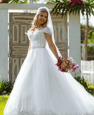 Vestidos de noivas e damas - Foto 3