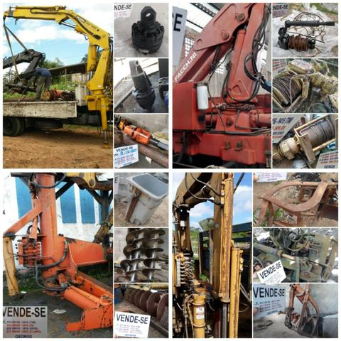 Braços operacionais,para barco munck trator e etc - Foto 3