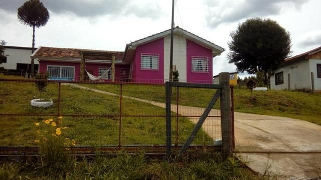 Linda Chácara com Casa Alvenaria 110 m2 - Vila Rural - Palmas PR - Foto 3