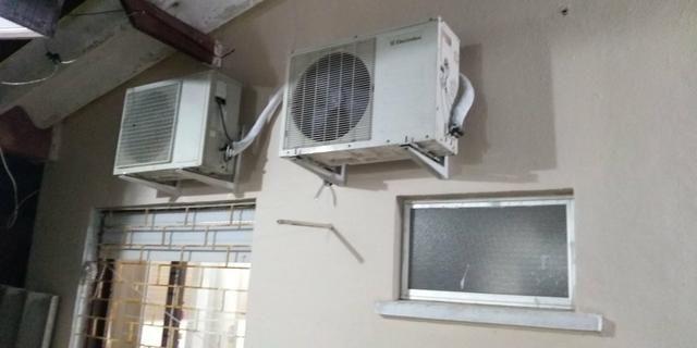 Técnico manutenção de ar condicionado