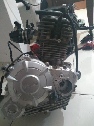 Motor incompleto de xtz crosser 150