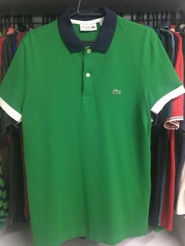 Camisa Polo Lacoste Verde - Roupas e calçados - Paraíso, São Paulo ... e1272aa280