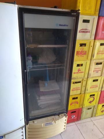 Refrigerador ACEITO CARTÃO