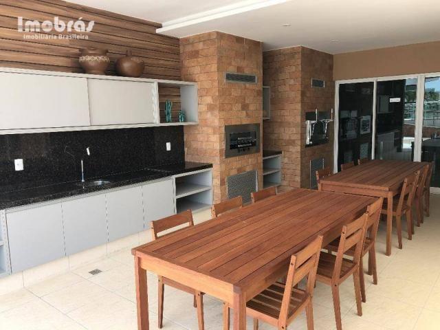 Bosque das Flores - Luciano Cavalcante, apartamento a venda. - Foto 3