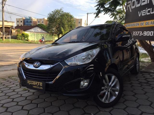 hyundai ix35 2011 2012 2.0 mpi 4x2 16v gasolina 4p automático - 2012