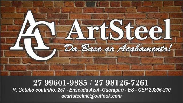 Construtora AC ArtSteel no ramo da construção civil