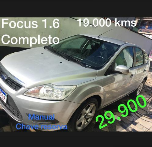 Ford Focus 1.6 2012, 2019 pago
